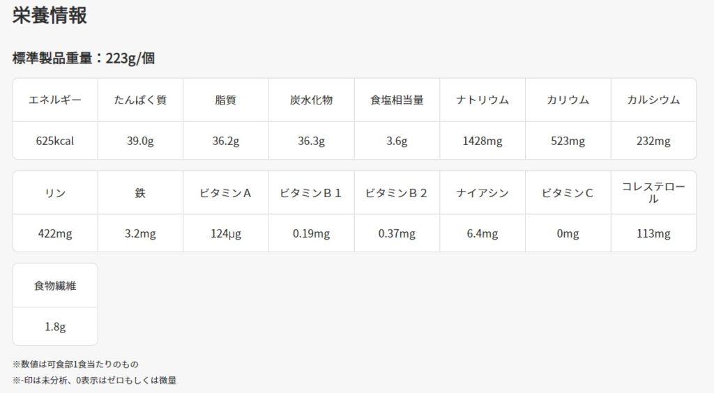 炙り醤油風 ダブル肉厚ビーフ3