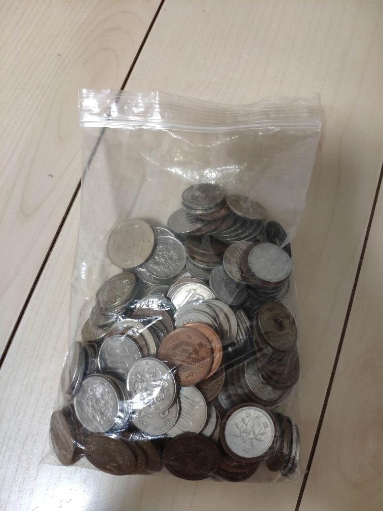 ゆうちょATM 硬貨1